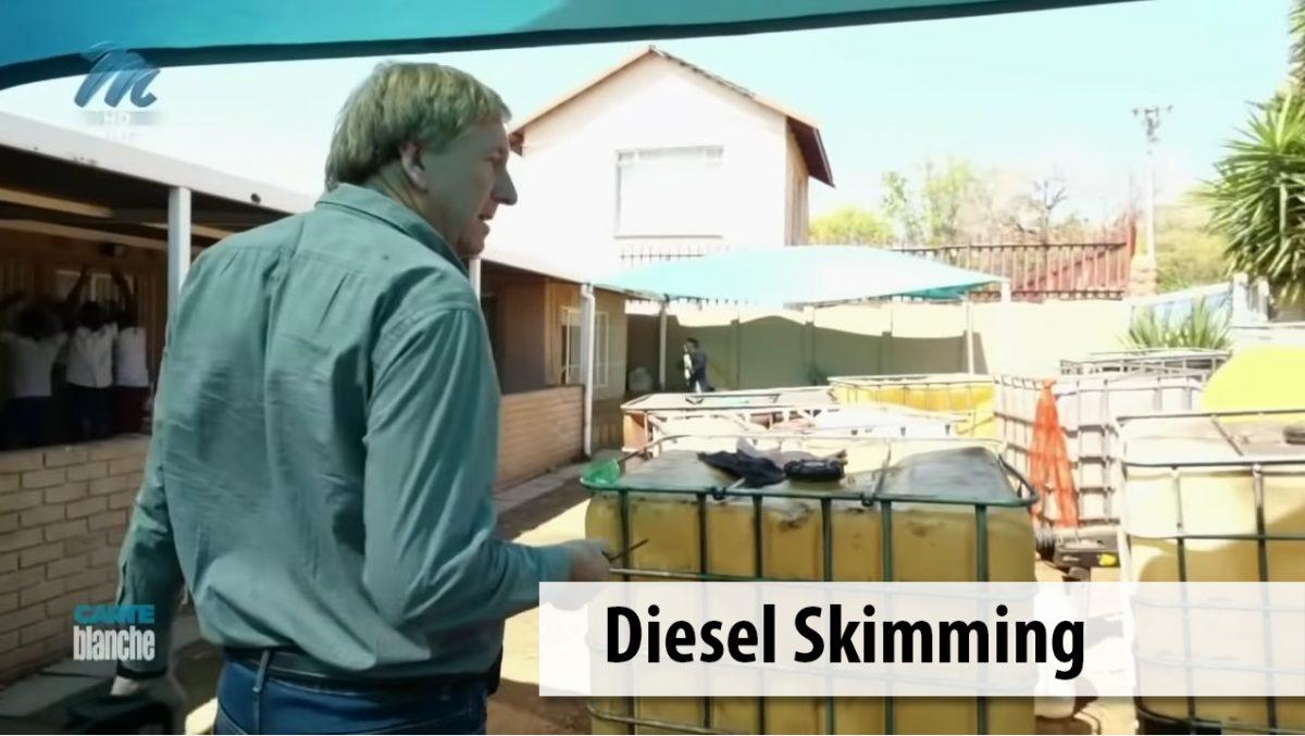 Diesel Skimming
