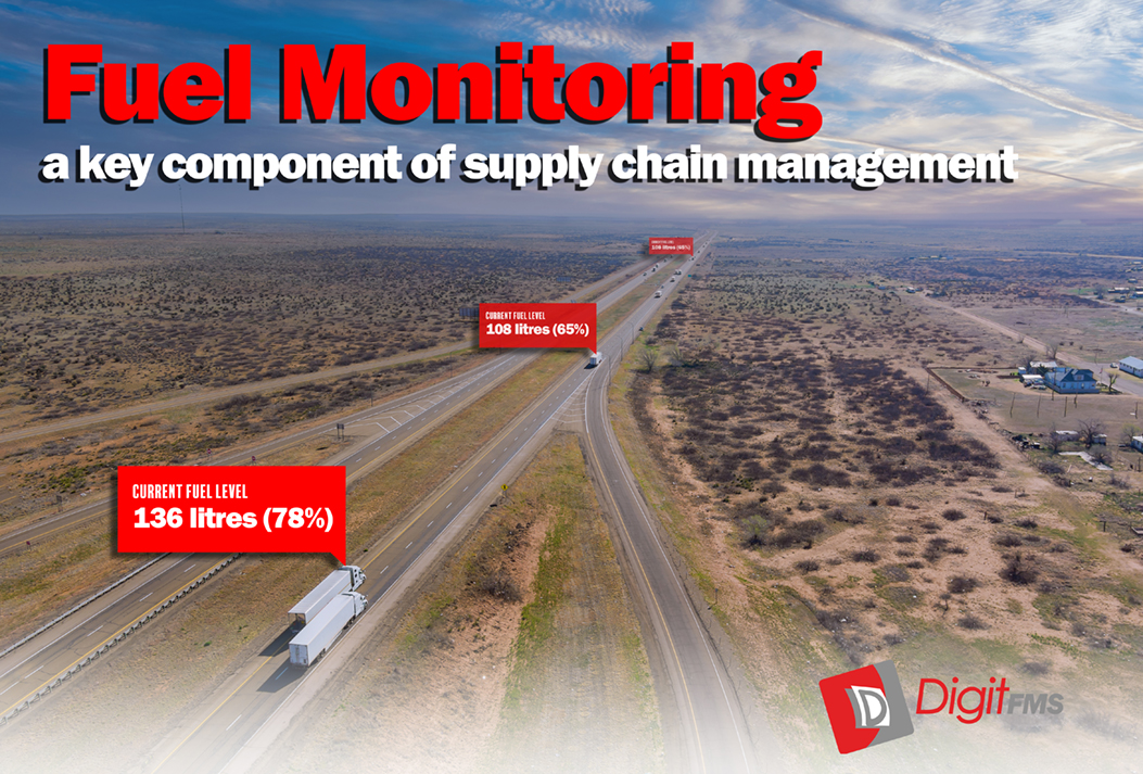 fuel management for fleet owners and supply chain management